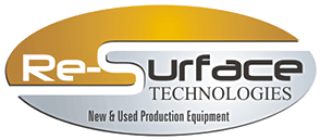 re surface logo