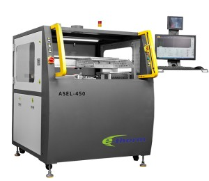 Offline Selecting Soldering machine